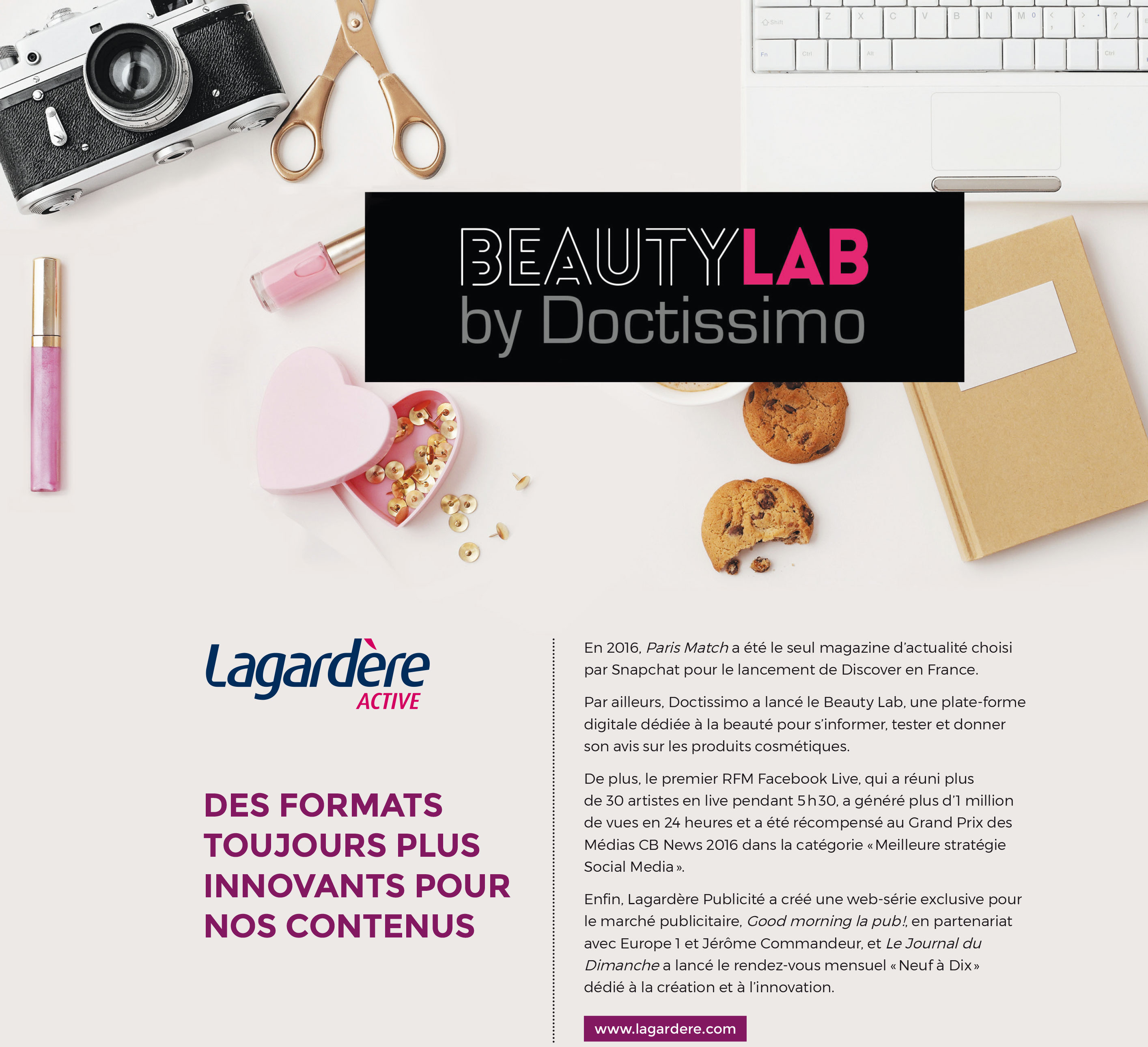 Beauty Lab by Doctissimo