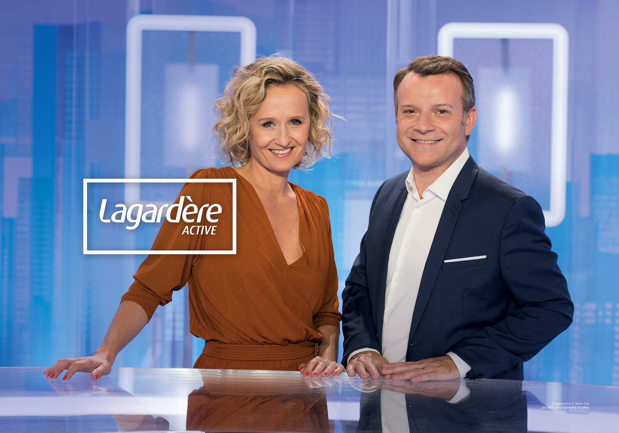 Lagardère Active – Strategy