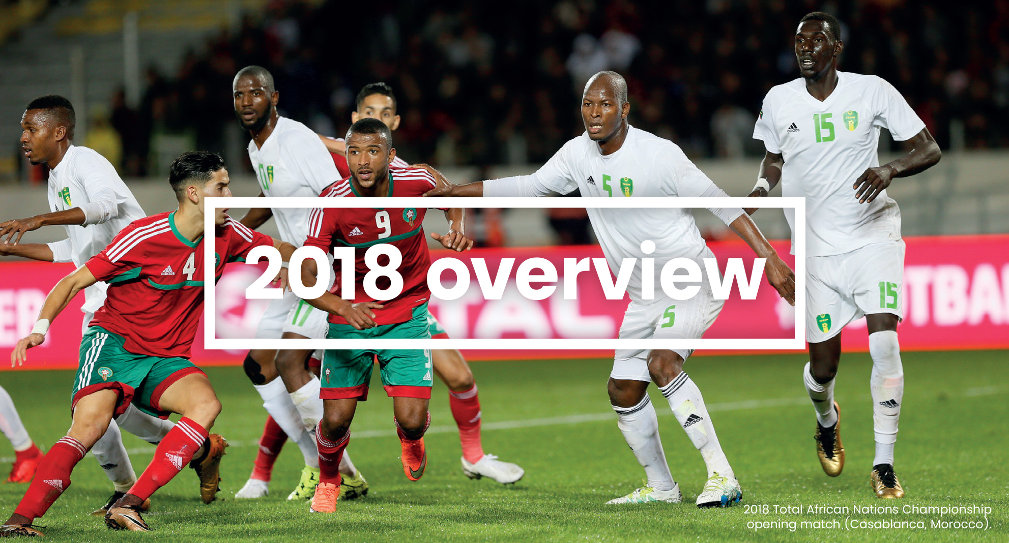 Lagardère Sports and Entertainment: 2018 Overview