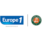 Europe 1 - Radio officielle de Roland-Garros