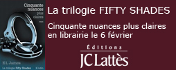 Trilogie Fifty Shades