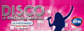 Disco le spectacle musical