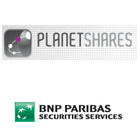 Planetshares - BNP Paribas Securities Services