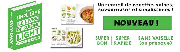 Lagard re communiqu s de presse for Livre de cuisine facile