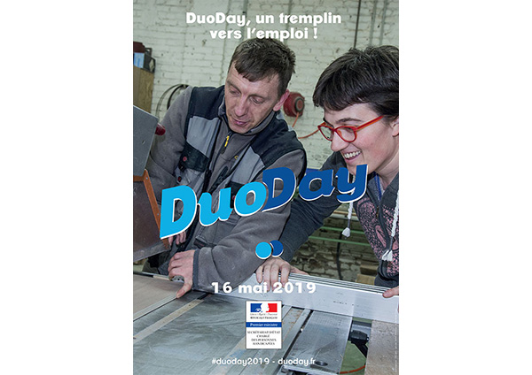 Affiche DuoDay