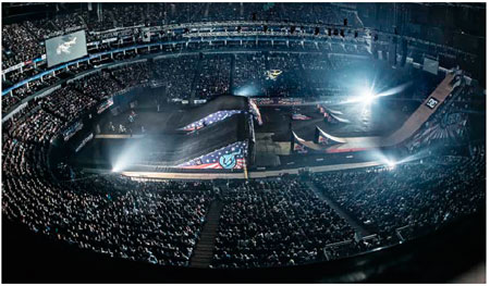 SPORTFIVE (Lagardère Unlimited) devient l'agence marketing exclusive de Nitro Circus Live
